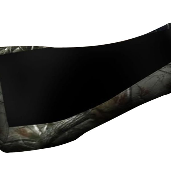 Arctic Cat 400 450 500 650 Black Top Camo Sides Seat Cover Model Up To 2004 Year