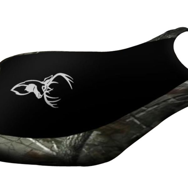 Honda Rubicon Foreman 500 Black Top Camo Sides Elk Logo Seat Cover 2005 To 2011 Models