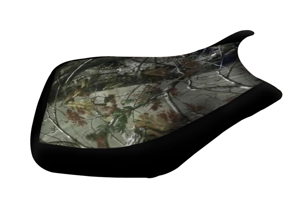 Honda Rubicon Foreman 500 Camo Top Black Sides Seat Cover 2005 To 2011 Models