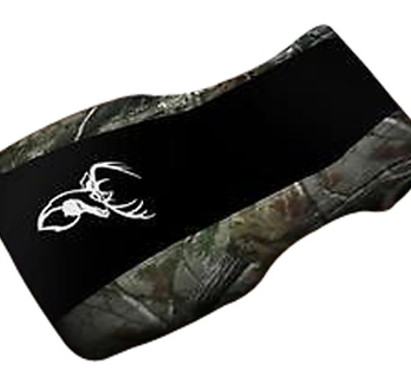 Polaris Sportsman 500 700 800 Black Top Camo Sides Elk Logo Seat Cover 2005 & Up Models