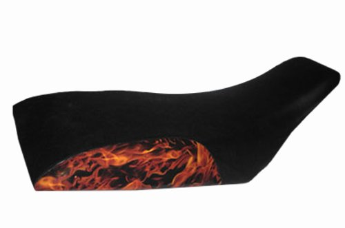 Real Flame Seat Cover
