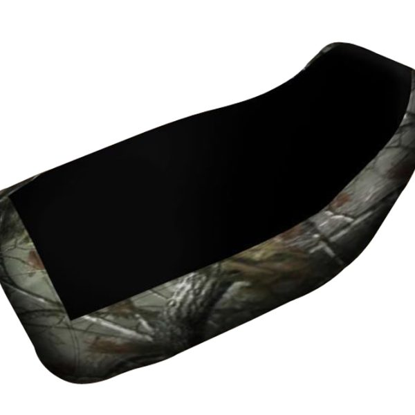 Suzuki King Quad 300 Black Top Camo Sides Seat Cover 1999 To Up Models