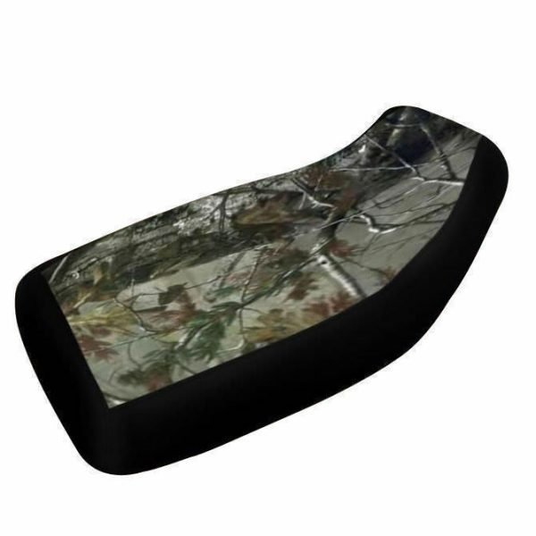 Suzuki King Quad 300 Camo Top Black Sides Seat Cover 1999 To Up Models