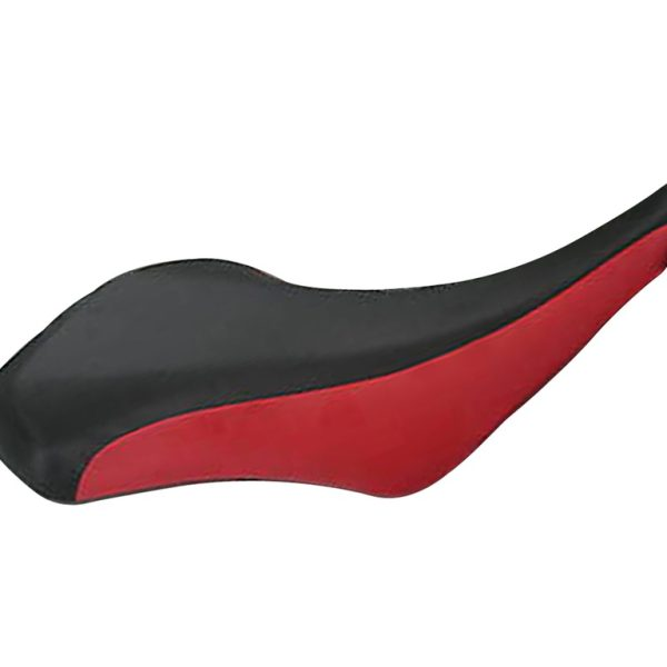 Suzuki LTZ400 Black Red Seat Cover