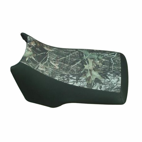 Yamaha Big Bear 350 Camo Top Black Seat Cover