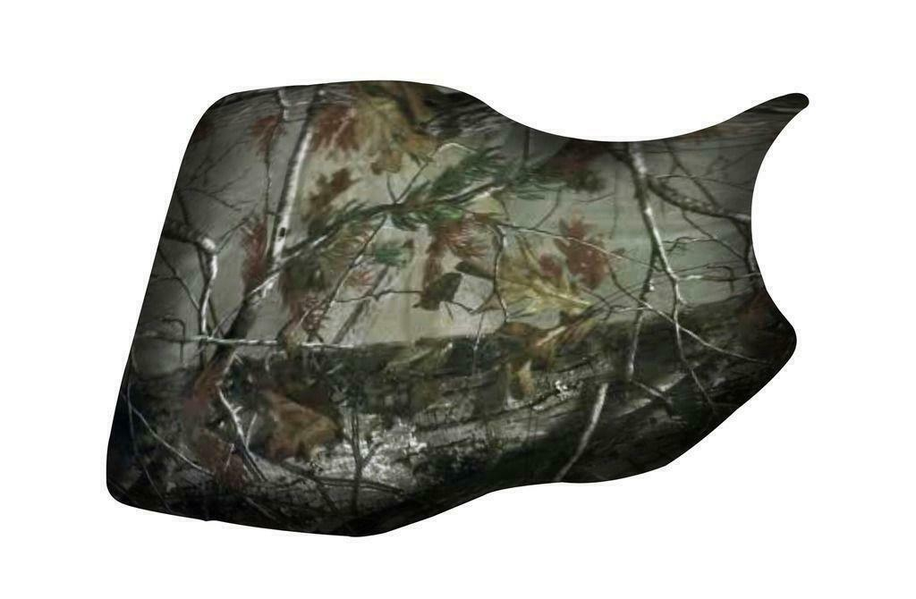 Yamaha Grizzly 350 400 450 660 Camo Seat Cover