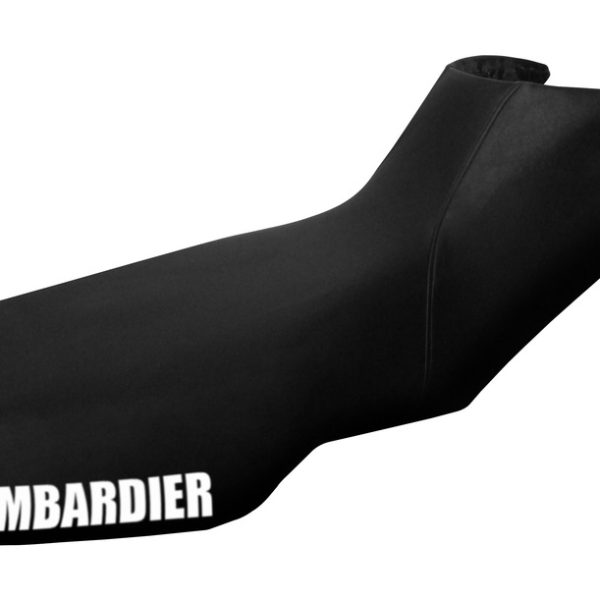 BOMBARDIER CAN AM DS 650 BLACK Stencel Seat Cover