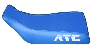 Honda 250ES Seat Cover ATC Logo Blue Color Seat Cover