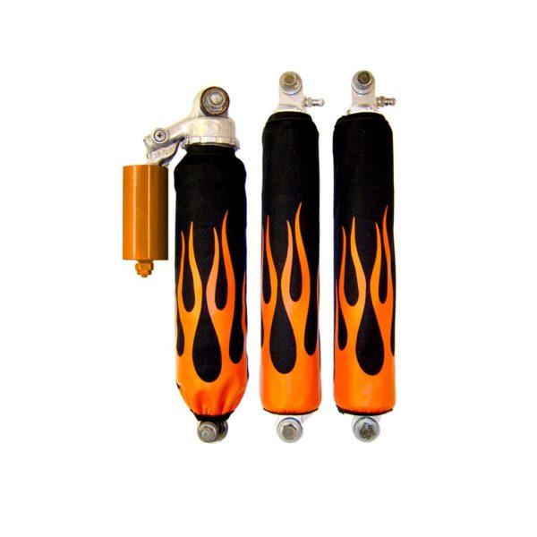 Orangel Flame Shock Cover